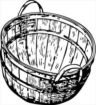 Free bushel-picking-basket Clipart - Free Clipart Graphics, Images ...