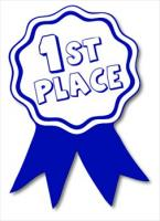 award-ribbon-blue-1st