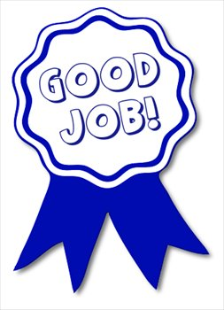 free good job blue ribbon clipart free clipart graphics images rh freeclipartnow com blue ribbon clip art transparent background blue ribbon clip art black and white