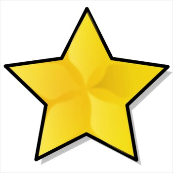 free large gold star clipart free clipart graphics images and rh freeclipartnow com Gold Medal Clip Art Transparent Olympic Medal Gold Clip Art