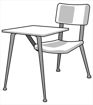 Free school-desk Clipart - Free Clipart Graphics, Images and Photos ...