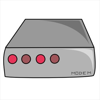 Free modem Clipart - Free Clipart Graphics, Images and Photos. Public ...