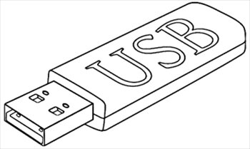 how to send pictures from phone to usb memory stick