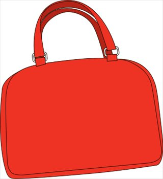 free bright red purse clipart free clipart graphics images and rh freeclipartnow com clip art purse clip art purse border