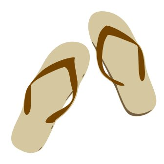Free sandals Clipart - Free Clipart Graphics, Images and Photos ...