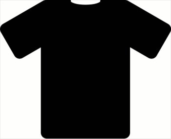 Free black-t-shirt Clipart - Free Clipart Graphics, Images and ...