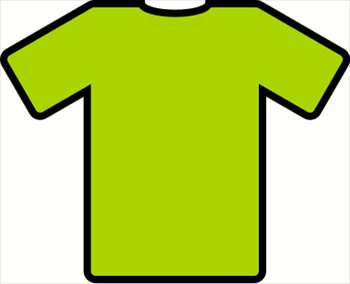 Free green-t-shirt Clipart - Free Clipart Graphics, Images ...