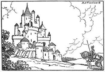 Free Castles Clipart - Free Clipart Graphics, Images and Photos ...