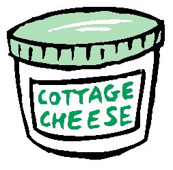 Clip Art Dairy Clipart free dairy clipart graphics images and photos cottage cheese