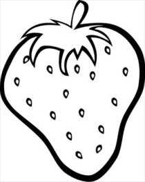 strawberry-outline