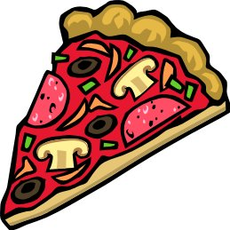 Clip Art Pizza Clipart Free free pizza clipart graphics images and photos slice