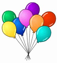 Free birthday-balloons Clipart - Free Clipart Graphics, Images and