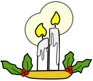Free Candles Clipart - Free Clipart Graphics, Images and Photos ...