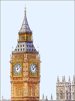 Free Big-Ben Clipart - Free Clipart Graphics, Images and ...