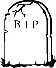 Free R-I-P-gravestone Clipart - Free Clipart Graphics, Images and ...