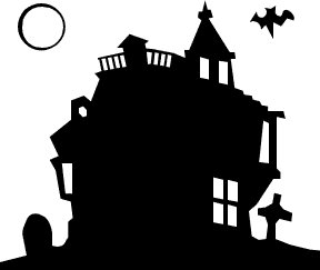 Free Haunted-House Clipart - Free Clipart Graphics, Images and Photos ...
