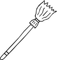 Free broomstick Clipart - Free Clipart Graphics, Images and Photos ...