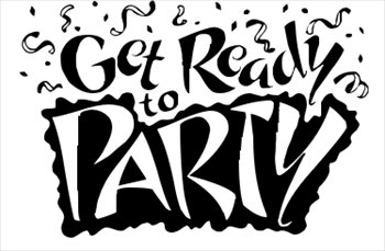 Clip Art Party Clipart free party clipart graphics images and photos get ready to party