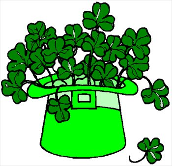 Hat-Shamrocks
