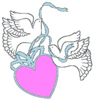 Pink-Heart-Dove