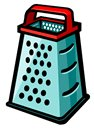 Free Cheese-Grater-1 Clipart - Free Clipart Graphics ...