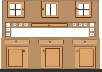 Cupboard clipart  Free kitchen-cupboard Clipart - Free Clipart Graphics, Images and ...