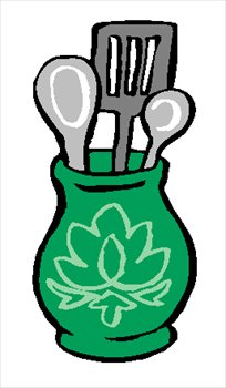 Free kitchen-utensils Clipart - Free Clipart Graphics, Images and ...