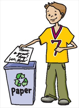 Free Recycling and Trash Clipart - Free Clipart Graphics, Images ...