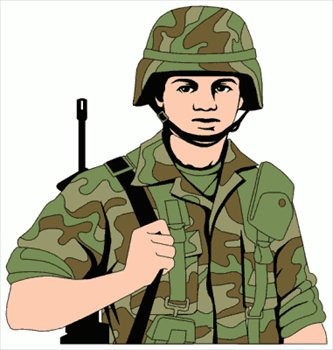 Clip Art Soldier Clip Art free soldiers clipart graphics images and photos soldier 4