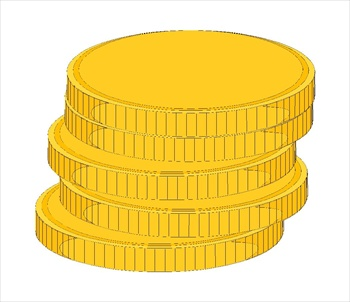 Moneystackofcoins