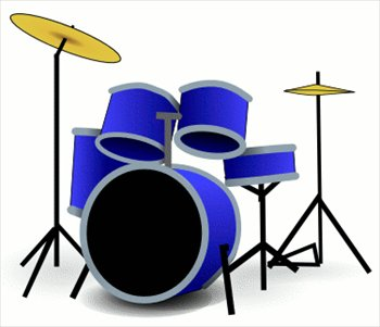 free drum kit clipart free clipart graphics images and photos rh freeclipartnow com