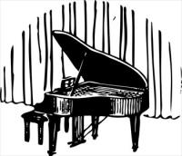 free pianos and keyboards clipart free clipart graphics images
