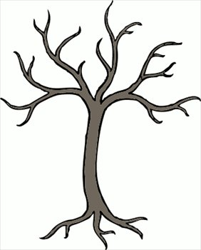 Clip Art Tree Clip Art Free free trees clipart graphics images and photos barren tree