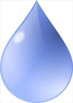Free Water Drop Clipart Free Clipart Graphics Images