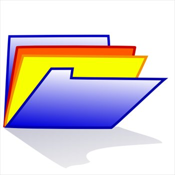 Free folder-icon-01 Clipart - Free Clipart Graphics ...