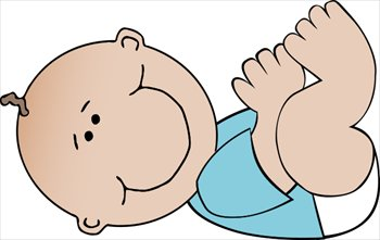Clip Art Free Baby Clip Art free babies clipart graphics images and photos baby boy lying