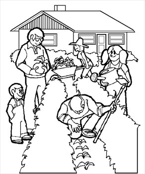 Free gardening Clipart - Free Clipart Graphics, Images and ...