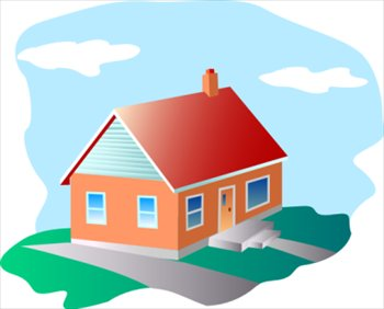 Free Homes Clipart Free Clipart Graphics Images and Photos