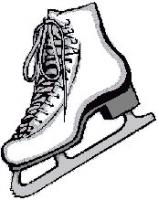 Clip Art Ice Skates Clipart free skating clipart graphics images and photos skate 1