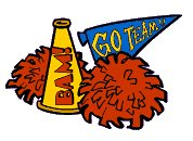 Clip Art Free Cheerleader Clipart free cheerleading clipart graphics images and cheerleading