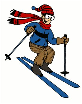 Clip Art Skiing Clipart free skiing clipart graphics images and photos ski 1