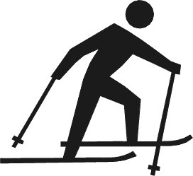 Clip Art Skiing Clipart free skiing clipart graphics images and photos ski cross country