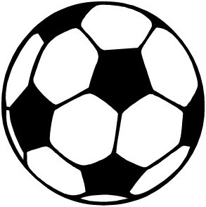 free soccer clipart free clipart graphics images and photos rh freeclipartnow com Free Soccer Clip Art Goal free football clipart images