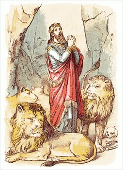 Free Daniel-in-Lions-Den Clipart - Free Clipart Graphics ...
