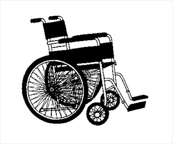 Free wheelchair Clipart - Free Clipart Graphics, Images and Photos ...