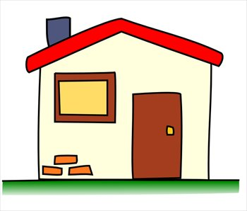 Free my-house-01 Clipart - Free Clipart Graphics, Images and Photos ...