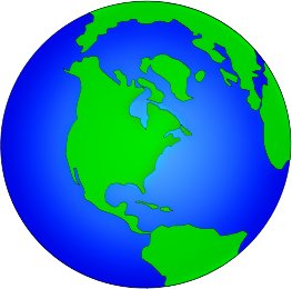 free earth globe lighted clipart free clipart graphics images and rh freeclipartnow com