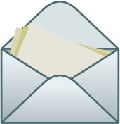 Free open-envelope Clipart - Free Clipart Graphics, Images