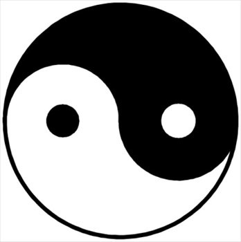 Free yin-yang Clipart - Free Clipart Graphics, Images and Photos ...