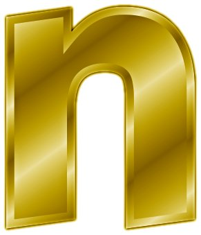 n letter in gold on quotesfab free gold letter n clipart free clipart graphics 889